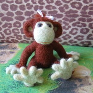 обезьянка главная