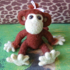 01 обезьянка